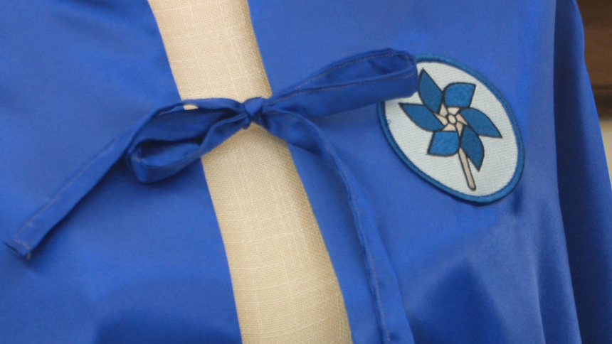 BLUE CAPE, PCAC