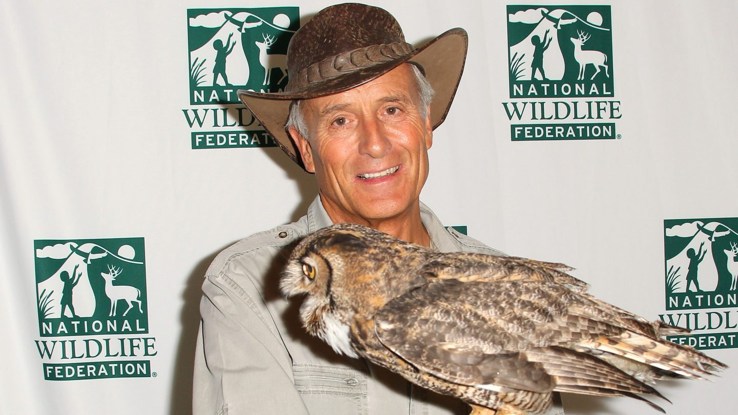 BEVERLY HILLS, CA - JUNE 15: Animal expert Jack Hanna attends the National Wildlife Federation's