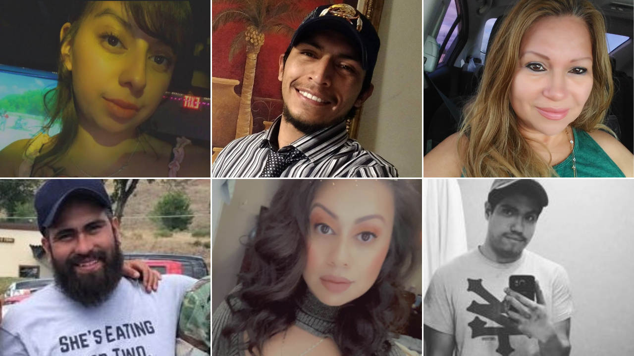 Victims identified after massacre at Colorado Springs birthday party