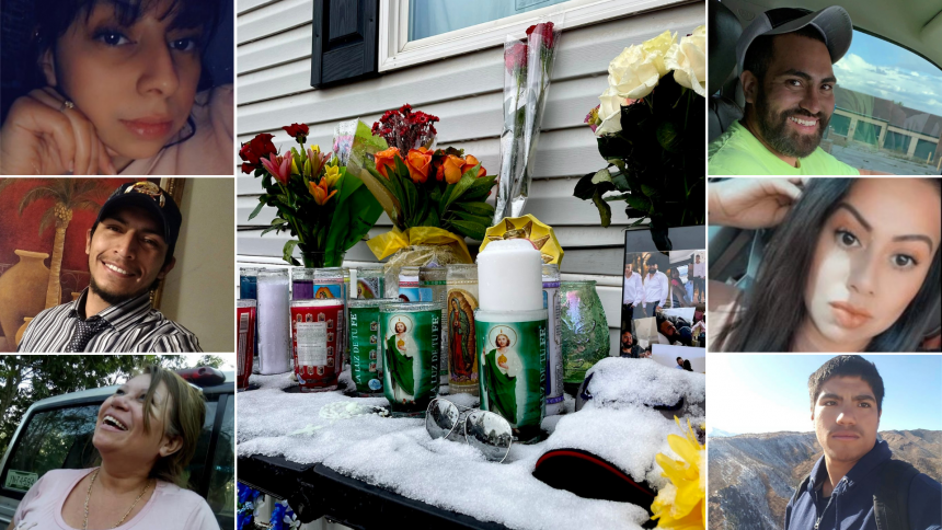 Preakness way victims and memorial updated