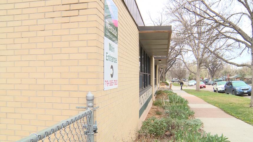 Westside Community Center on Bijou Street, Colorado Springs