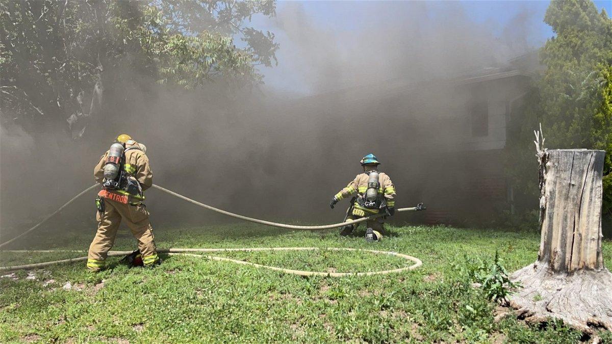 Colorado Springs Fire Department