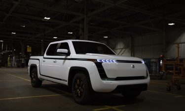 Lordstown has not yet begun delivering its Endurance pickup truck