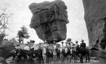 Photo: Colorado Springs Pioneers Museum