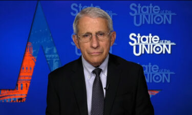 """Dr. Anthony Fauci said July 25 that the US is """"going in the wrong direction"""" as the number of Covid-19 cases continues to rise"""