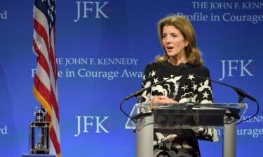Caroline Kennedy served as ambassador to Japan during the Obama administration.