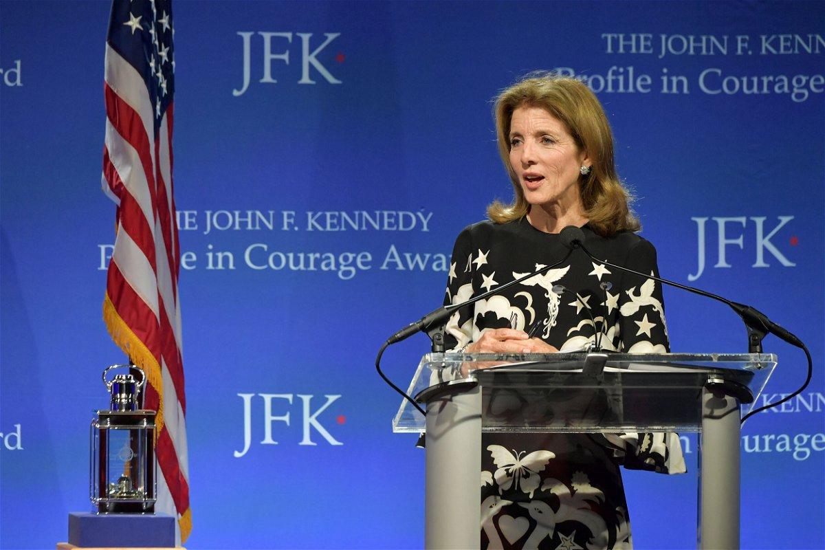 <i>Paul Marotta/Getty Images</i><br/>Caroline Kennedy served as ambassador to Japan during the Obama administration.