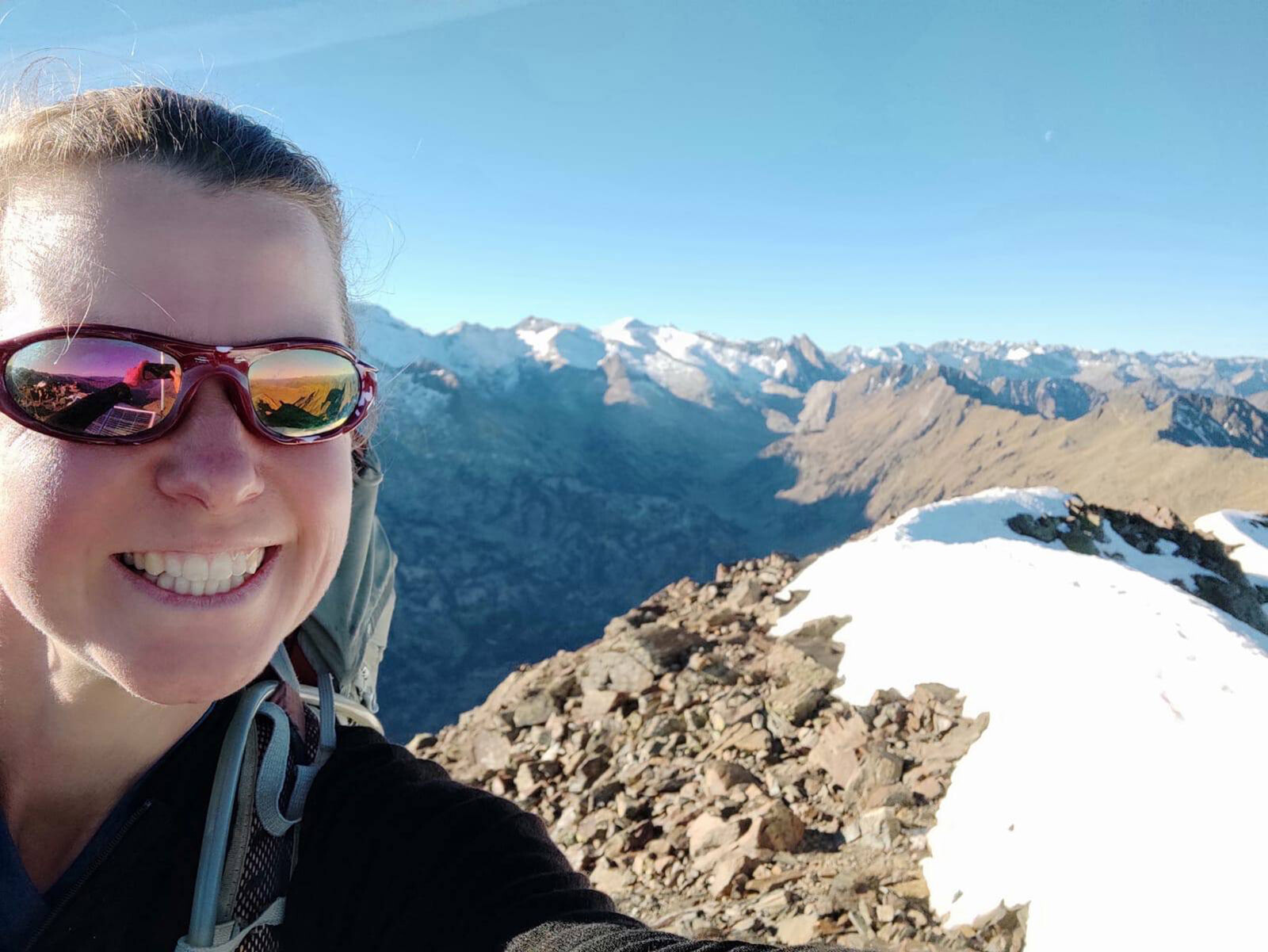 <i>From PGHM Luchon/Facebook</i><br/>Esther Dingley went missing during a three-day hike in the Pyrenees mountains last November.