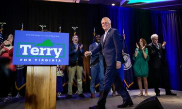 Virginia gubernatorial candidate Terry McAuliffe (D-VA) will receive a campaign boost from President Joe Biden who will campaign for him Friday.