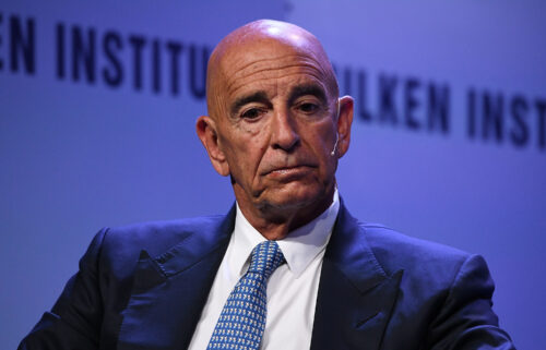 A federal magistrate judge on July 23 ordered Tom Barrack