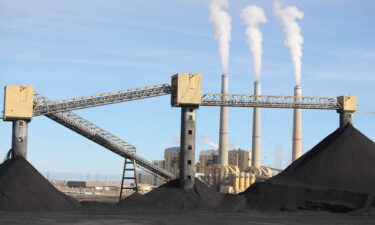 A coal-fired power plant is seen in Utah in 2019. The Environmental Protection Agency announced July 26 plans to strengthen limits on coal-fired power plant pollution.