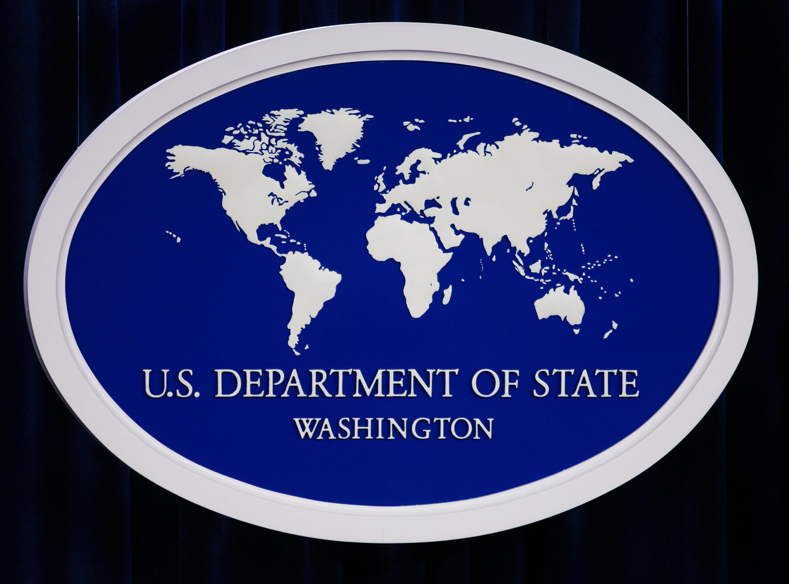 <i>PAUL J. RICHARDS/AFP/Getty Images</i><br/>The State Department is dealing with a backlog of more than a million applications caused largely by the coronavirus pandemic.