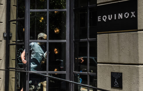 An Equinox gym in New York