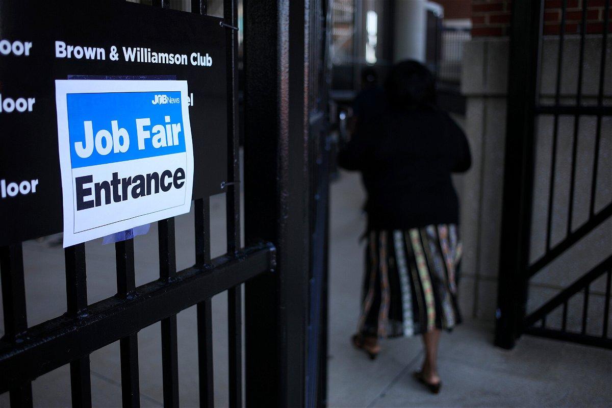<i>Luke Sharrett/Bloomberg via Getty Images</i><br />Hiring is rampant across industries