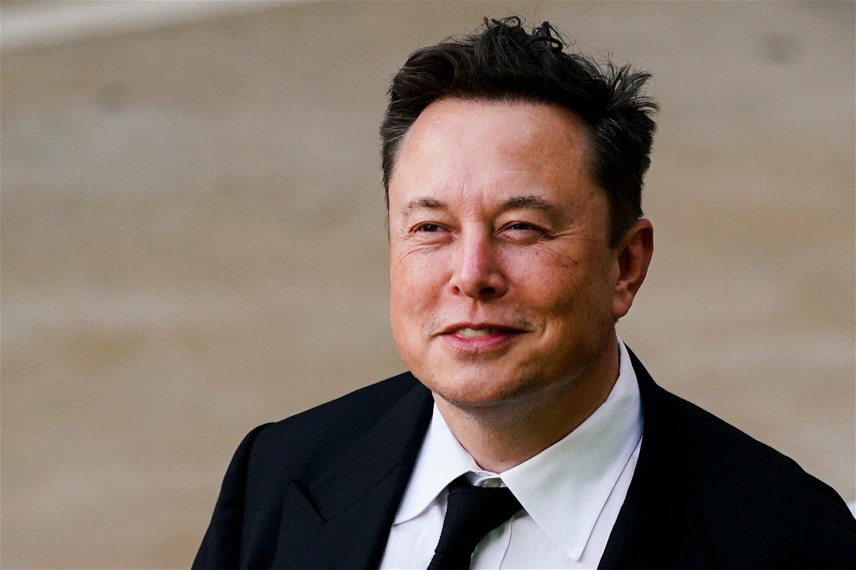 <i>Matt Rourke/AP</i><br/>Elon Musk