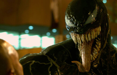 'Venom: Let There Be Carnage' stars Tom Hardy.