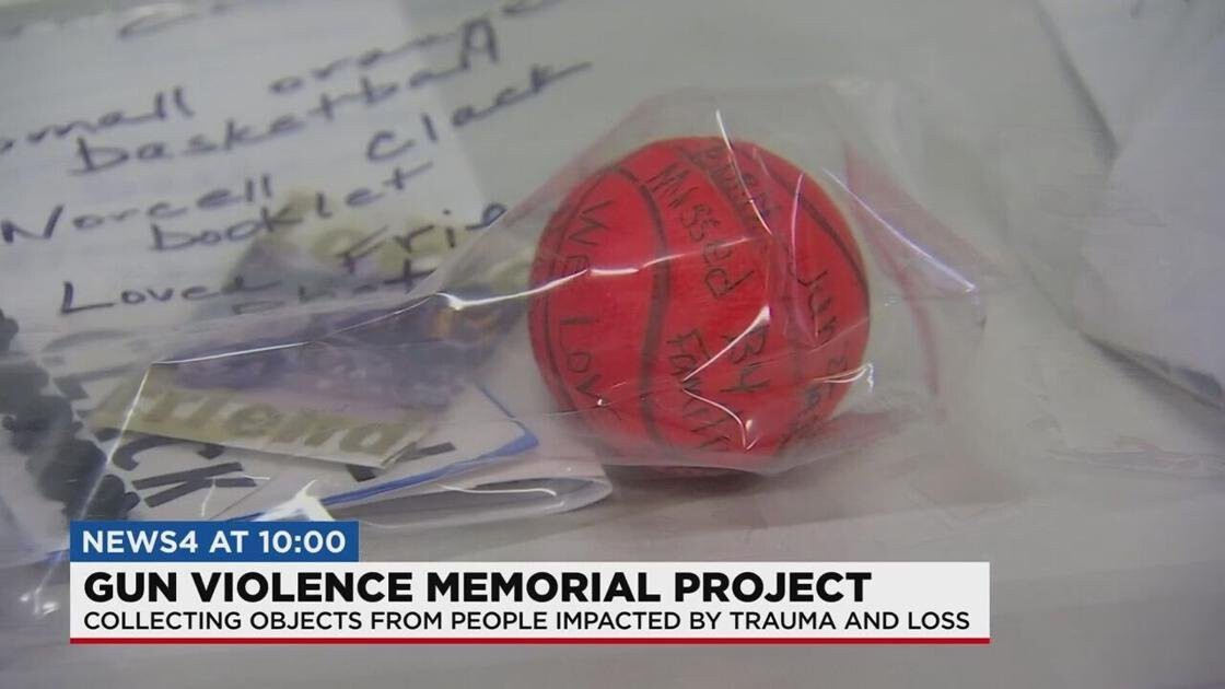 <i>WSMV</i><br/>Family members of Middle Tennessee gun violence victims are contributing to a national memorial project that will take place at the United States Capitol in Washington