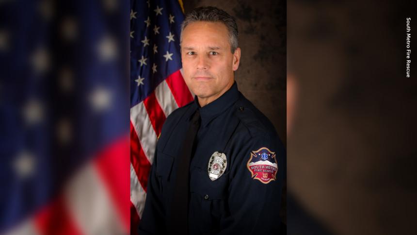 Firefighter Paramedic Anthony Palato