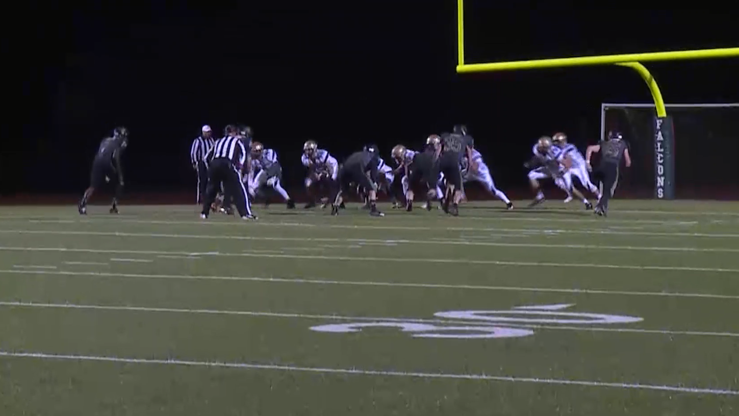 Falcon High School football coaches placed on leave amid hazing investigation - KRDO