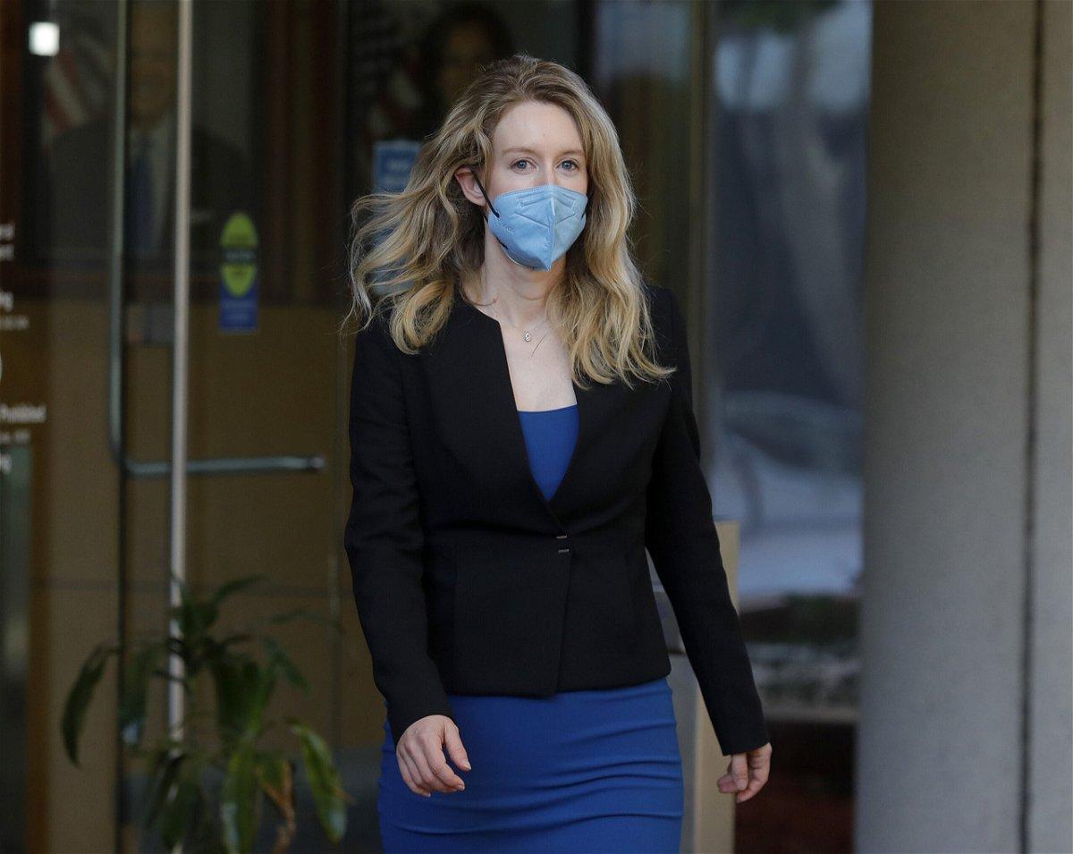 <i>Jane Tyska/Digital First Media/The Mercury News/Getty Images</i><br/>The trial of Elizabeth Holmes