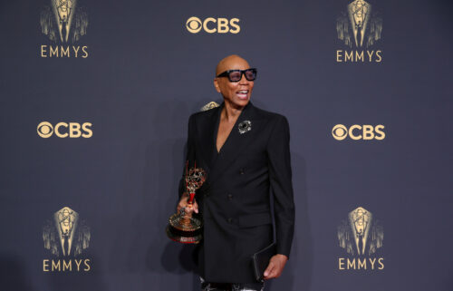 """RuPaul Charles won the Emmy for outstanding competition program for """"RuPaul's Drag Race"""" on Sunday."""