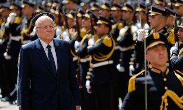 Lebanese Prime Minister Najib Mikati
