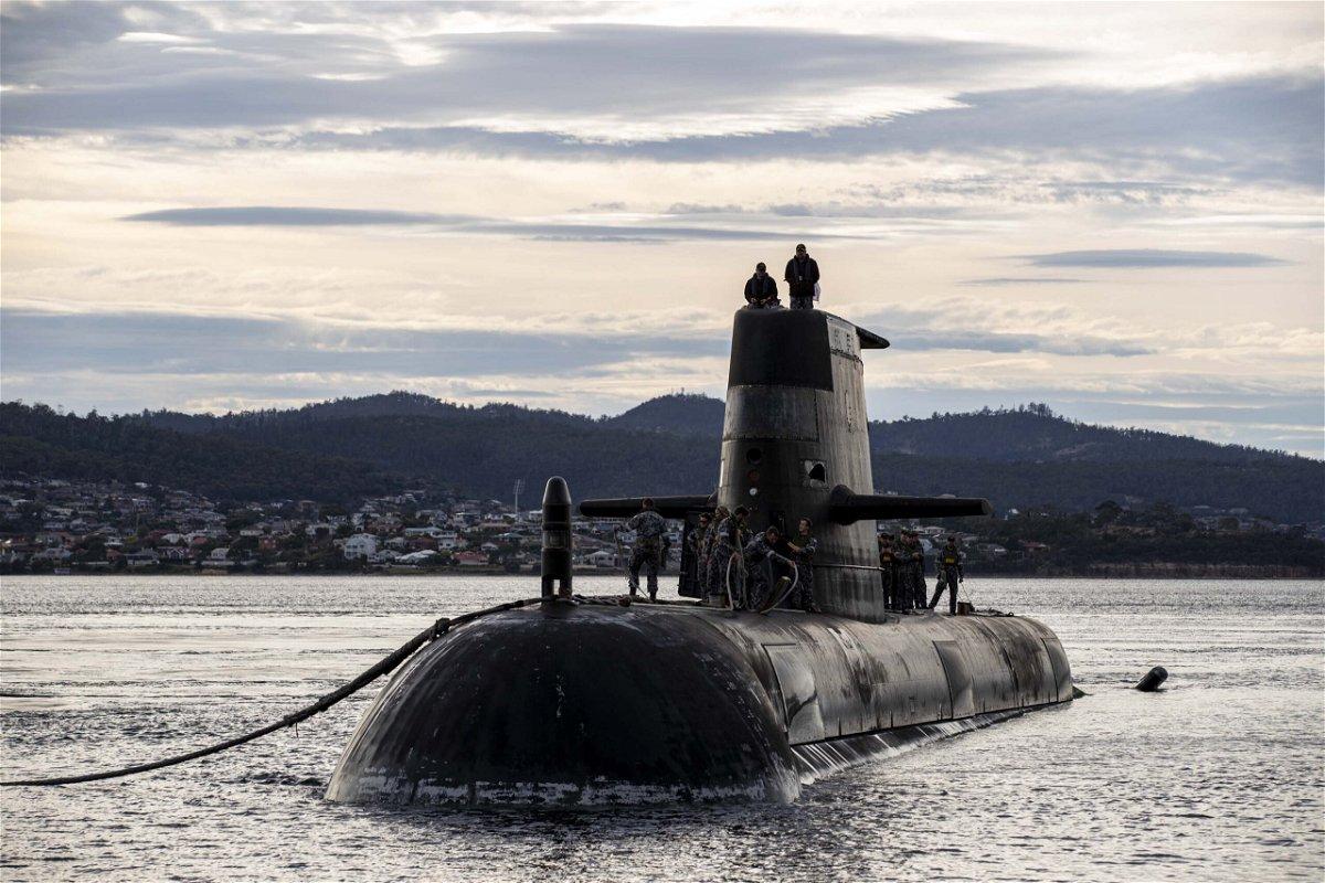 <i>Handout/LSIS Leo Baumgartner/Australian Defence Force/Getty Images</i><br/>Australia