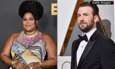 Sounds like Lizzo would be open to working with Chris Evans.