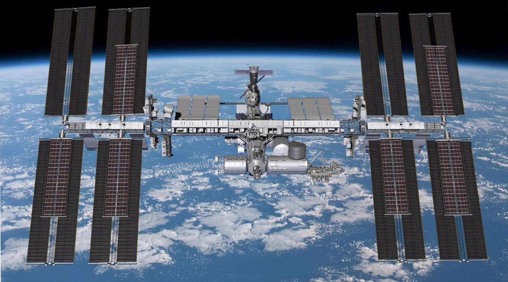 <i>NASA</i><br/>Despite threatening to pull Russia out of the International Space Station prematurely