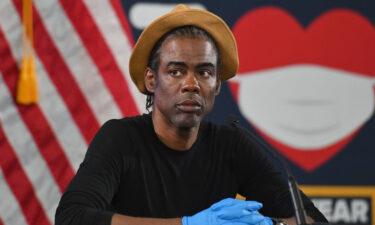Comedian and actor Chris Rock revealed September 19 that he has tested positive for Covid-19