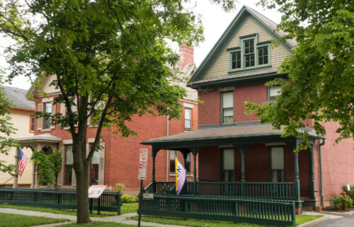 Susan B. Anthony Museum and House in Rochester