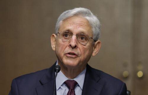 Attorney General Merrick Garland
