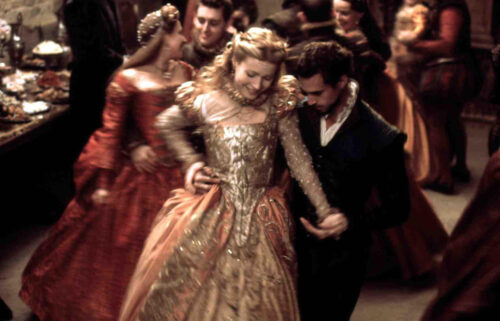 """Tom Stoppard wrote the screenplay for the 1998 film """"Shakespeare in Love."""""""