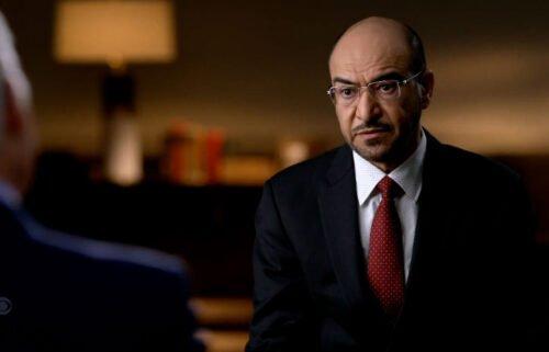 "Former top Saudi intelligence official Saad Aljabri did an interview with CBS News program ""60 Minutes"