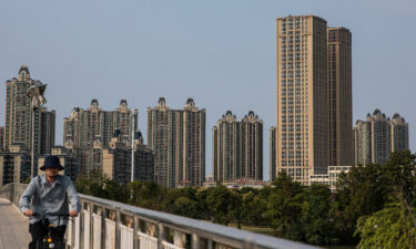 Evergrande is China's most indebted developer