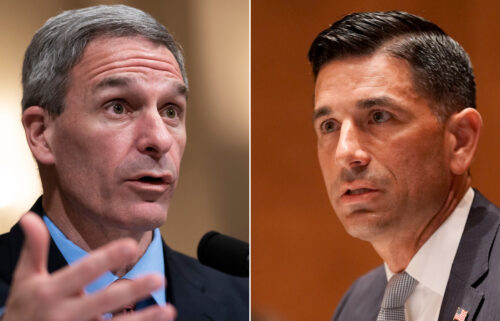 The House select committee investigating January 6 has reached out to Chad Wolf and Ken Cuccinelli