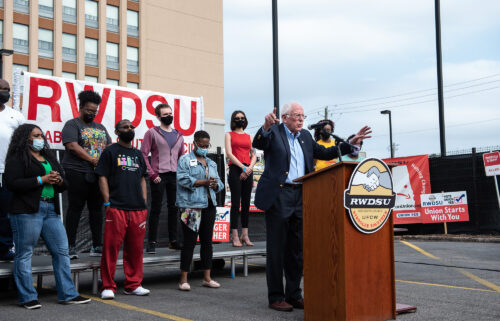 The union vote in Bessemer drew attention from prominent figures including President Joe Biden