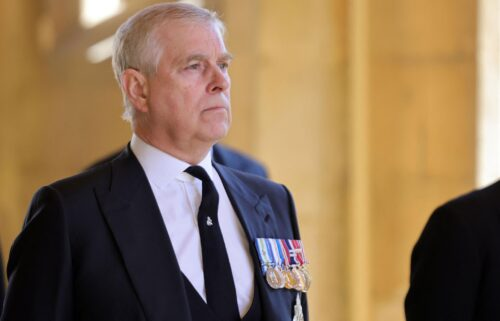 A US judge has set a deadline for Prince Andrew