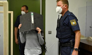 A German woman who joined ISIS was sentenced to 10 years in prison on Monday over the death of a 5-year-old Yazidi girl.